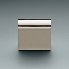 Modern Cabinet And Drawer Knobs by Rebekah Zaveloff | KitchenLab