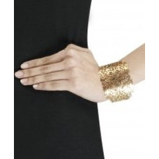 Baroque cuff available only at Pernia's Pop Up Shop.