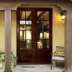 "Jeld-Wen A5508 Mahogany Woodgrain Door Sable Finish Clear IG Glass - SKU#    A5508Brand    Jeld-WenDoor Type    PatioManufacturer Collection    Jeld-Wen Patio Aurora Custom FiberglassDoor Model    Door Material    FiberglassWoodgrain    MahoganyVeneer    Price    $Door Size Options      $Core Type    Door Style    Door Lite Style    Door Panel Style    1 PanelHome Style Matching    Door Construction    Prehanging Options    Prehung Configuration    Double DoorDoor Thickness (Inches)    Glass Thickness (Inches)    Glass Type    Glass Caming    Glass Features    Glass Style    Clear IGGlass Texture    Glass Obscurity    Door Features    Door Approvals    Door Finishes    SableDoor Accessories    Weight (lbs)    680Crating Size    25"" (w)x 108"" (l)x 52"" (h)Lead Time    Warranty"