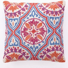 Eclectic Pillows by Rosenberry Rooms