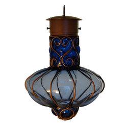 Blown Glass Lighting -