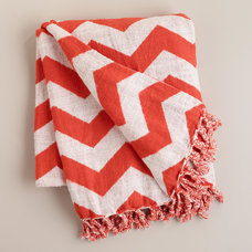 Contemporary Throws by Cost Plus World Market
