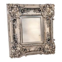 "Art Dallas, Incorporated - Art Dallas Antique Mirror - Light Haze - An Art Dallas handcrafted ""Light Haze"" Antique Mirror framed with our Flash® molding."