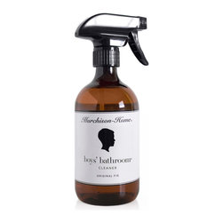 Murchison-Hume - Murchison-Hume Boys' Bathroom Cleaner - Original Fig - Our Boys' Bathroom Cleaner tackles the grittiest jobs from tiles, tub to toilet, neutralizing nasty germs and odors as it works.