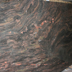 FAIRFAX MARBLE & GRANITE - GRANITE INVENTORY - CAPOLOVORA - Made in ITALY