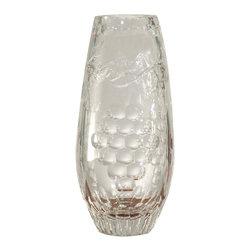 Dale Tiffany - Dale Tiffany GA60832 Grape Vine Small Vase - Dimensions: W 5 x L 5 x H 9