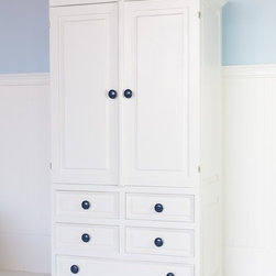 Little Prince Theme Nursery - Taylor 5 Drawer Armoire by Newport Cottages