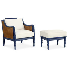 traditional chairs by Redford House Furniture