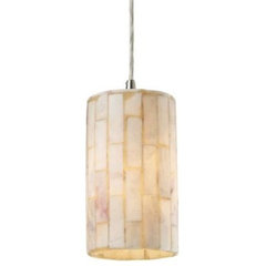 pendant lighting Piedra Pendant by ELK Lighting