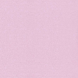 Color Sisal Twill Wallpaper, Pink, Swatch - • Vinyl Covered Paper