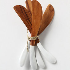 Contemporary Cheese Knives by Anthropologie