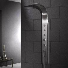 Contemporary Showerheads And Body Sprays by PoshHaus