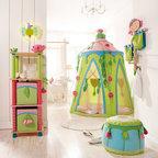 HABA Kids' Room Decor - HABA Rose Fairy Play Tent