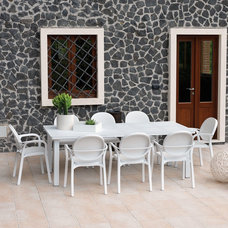 Modern Outdoor Dining Tables by CozyDays