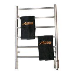 Amba Products - Amba JSB-20 J Straight Towel Warmer - Collection: Jeeves