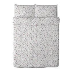 IKEA of Sweden - ALVINE ÖRTER Duvet cover and pillowcase(s) - Duvet cover and pillowcase(s), multicolor