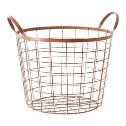 Wire Baskets - $9.99 (compare at $12)