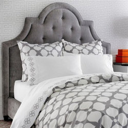 Hollywood Grey Duvet