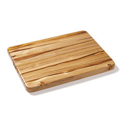 Proteak - Proteak Edge Grain Teak Cutting Board  Reversible, 20x15x1.5 - Proteak grows and harvests teak in Mexico. Teak is excellent for cutting boards due to its strength and oil content. This rectangular board is 20x15x1.5.