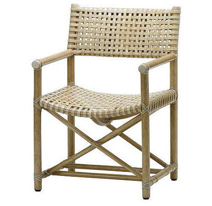 Traditional Armchairs And Accent Chairs by McGuire Furniture Company
