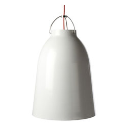 Modernist Amis Bell Lamp White Small - Modernist Amis Bell Pendant Lamp White Small