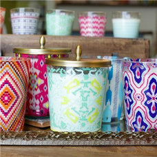Eclectic Candles And Candle Holders by Layla Grayce