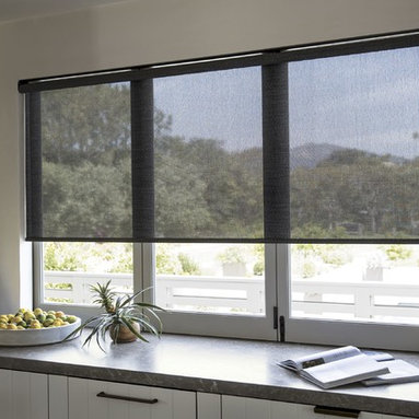 Smith & Noble Solar Roller Shades - Starting $116+