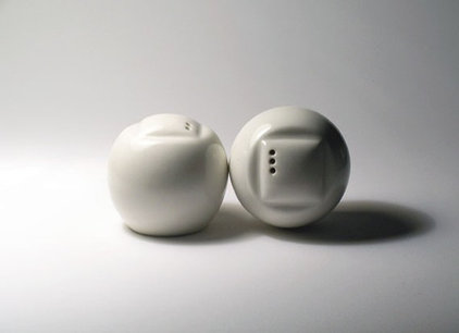Contemporary Salt And Pepper Shakers And Mills by Etsy