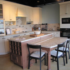 Contemporary Kitchen Cabinets by Superior Cabinets