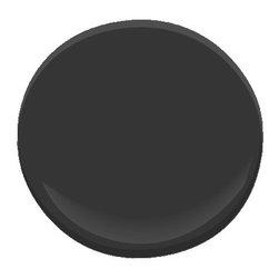 Universal Black 2118-10 Paint -