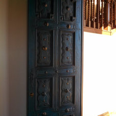 Traditional Interior Doors by Kim Wood Designs