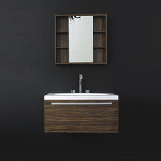 Contemporary Bathroom Vanities And Sink Consoles by Modern Bathware