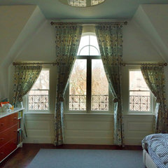 traditional curtains by Shades IN Place