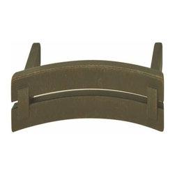 Hafele - Hafele: Handle: Zinc: Oil-Rubbed Bronze: M4: Center To Center 96mm - Hafele: Handle: Zinc: Oil-Rubbed Bronze: : Center To Center 96mm
