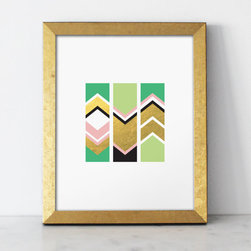 "Arrows Print - 8"" x 10"" inches"