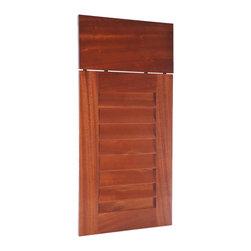Bellmont Cabinet Co. 1900 Series - Kahana Sapele Sienna