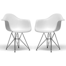 Midcentury Armchairs And Accent Chairs by Baxton Studio