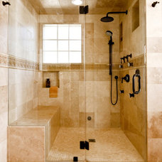 Traditional  by JRP Design & Remodel