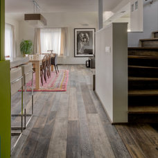 Traditional Hardwood Flooring by The Reclaimed Flooring Company