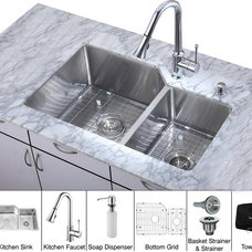 Modern Kitchen Sinks by PoshHaus