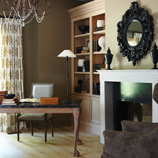Video: 2009 PMH Showhome Living Room & Library | House & Home
