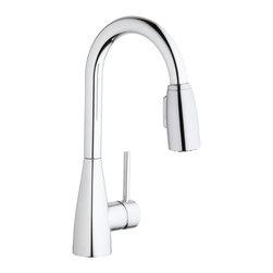 Elkay - Elkay LKAV4032CR Avado Pull-Down Bar Faucet - Removable ceramic disc cartridge