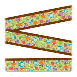 Carson-Dellosa - Carson-Dellosa Colorful Bulletin Board Border - Owl - 3 x 36 - Assorted - Borders with a colorful owl design offer a versatile trim for your bulletin board. Straight edges make the borders easy use and provide a continuity of design. The twelve 3' x 3 strips stretch across 36' when lined up. Owl border is designed for students from prekindergarten to eighth-grade.