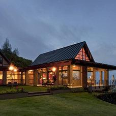 wing house landscape » McClellan Architects