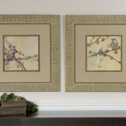 "41236 Framed Art Art by uttermost - Get 10% discount on your first order. Coupon code: ""houzz"". Order today."