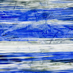 Wrapped Blue -
