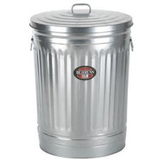 Outdoor Trash Cans by Home Depot