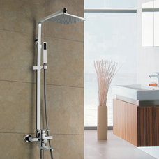Modern Showers by bathandbedgoods
