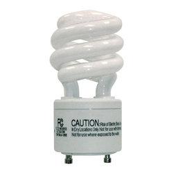 Lite Source - Spiral Fluorescent Bulb - Spiral Fluorescent Bulb