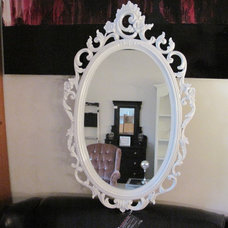 eclectic mirrors Marabelle Decor Studio